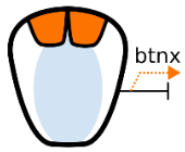 Logo: btnx - Button Extension